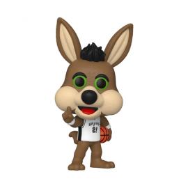 NBA:06 Mascots -San Antonio Spurs - The Coyote