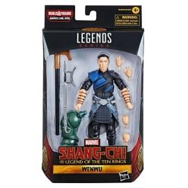 MVL Legends SHANG-CHI Wenwu 15 cm