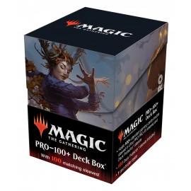MTG Innistrad Midnight Hunt V1 COMBO PRO 100+ Deck Box