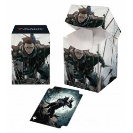 MTG Innistrad Midnight Hunt 100+ Deck Box V2