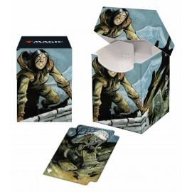 MTG Innistrad Midnight Hunt 100+ Deck Box V3
