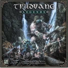 Trudvang Legends- boardgame