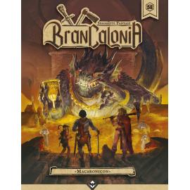 Brancalonia: Macaronicon - RPG