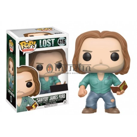 Television 416 POP - Lost - Sawyer