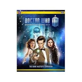 Doctor Who The Gamemaster Companion