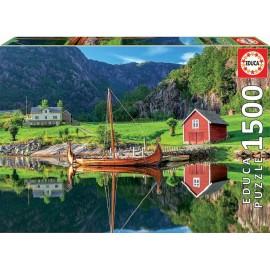 Viking Ship 1500 Pieces