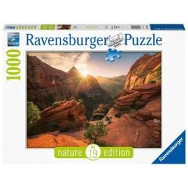 Zion Canyon USA 1000 Pieces
