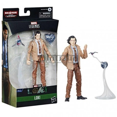 MVL Legends Loki Disney+ series LOKI 15cm