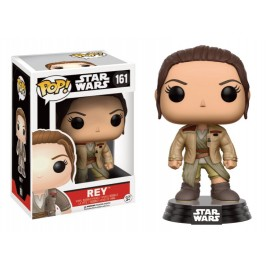 Star Wars EP VII 161 POP - Rey in Finn's Jacket LIMITED