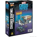 Crashed Sentinel Terrain Pack Marvel Crisis Protocol