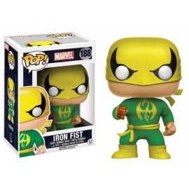 Marvel 188 POP - Iron Fist - Classic Suit LTD