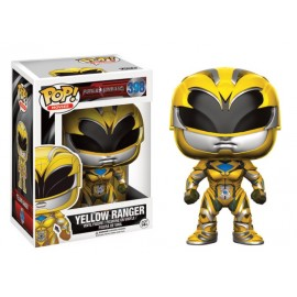 Movies 398 POP - Power Rangers - Yellow Ranger