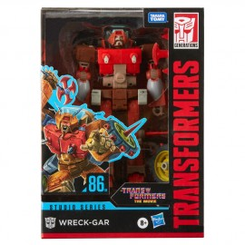 Transformers Studio Series 86-09 Voyager The Transformers: The Movie Wreck-Gar