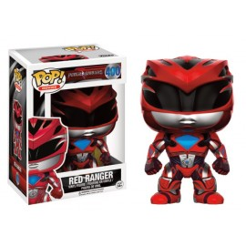 Movies 400 POP - Power Rangers - Red Ranger