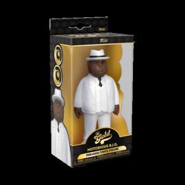 """Vinyl Gold 5"""": Biggie Smalls - White Suit"""