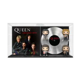 POP Albums DLX: Queen