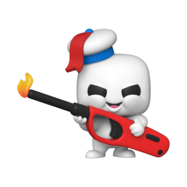 Movies:935 GhostBusters: Afterlife -Mini Puft w/Lighter