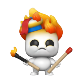 Movies:936 GhostBusters: Afterlife - Mini Puft on Fire