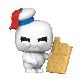 Movies:937 GhostBusters: Afterlife - Mini Puft w/Graham Cracker