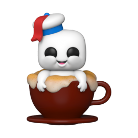 Movies:938 GhostBusters: Afterlife - Mini Puft in Cappuccino Cup
