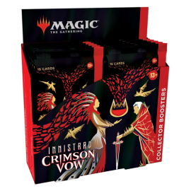 MTG Innistrad Crimson Vow Collector Booster Display ENG (12)