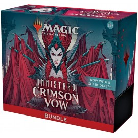 MTG Innistrad Crimson Vow Bundle ENG (1)