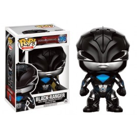 Movies 396 POP - Power Rangers - Black Ranger