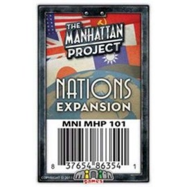 The Manhattan Project Nations