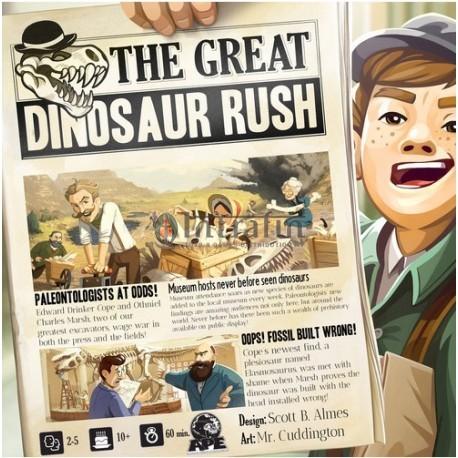 The Great Dinosaur Rush