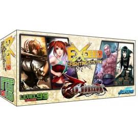 Exceed: Red Horizon- Gabrek & Ulrik vs Alice & Zoey boxed card game