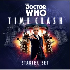 Dr Who Time Clash Starter Set