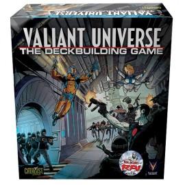 Valiant Universe Deck Building Game