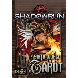 Shadowrun sixth world tarot deluxe