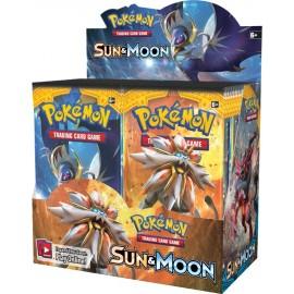 Pokémon Ex Sun & Moon Booster Display (36) Eng
