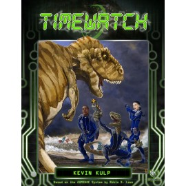 Time Watch RPG HC