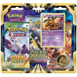 Pokémon Giratina 3 pack Blister (3p) Eng