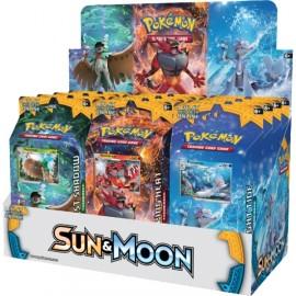 Pokémon Ex Sun & Moon Deck Display (12p)