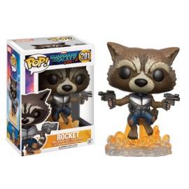 Marvel 201 POP - Guardians of the Galaxy 2 - Rocket Raccoon