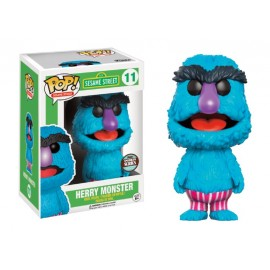 Animation-Sesame Street 11 POP - Herry Monster