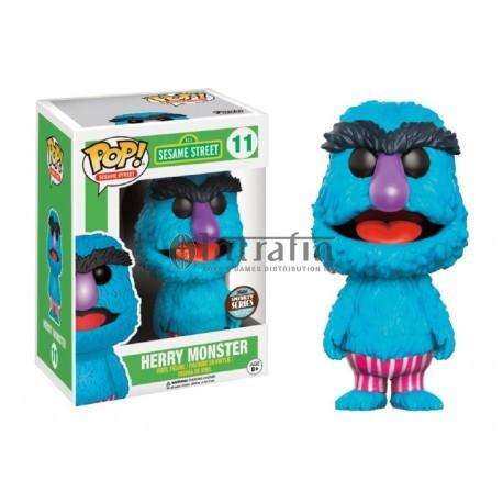 Animation-Sesame Street 11 POP - Herry Monster