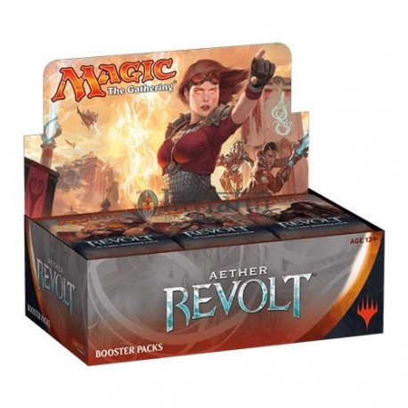 MTG Aether Revolt booster display (36) German