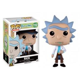 Animation 112 POP - Rick and Morty - Rick