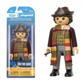 """Playmobil 6"""" - Doctor Who - 4th Doctor"""