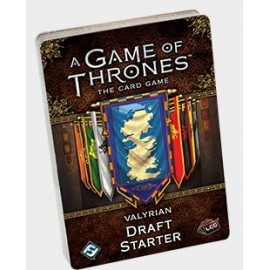 A Game of Thrones LCG 2nd Ed Valyrian draft Starter