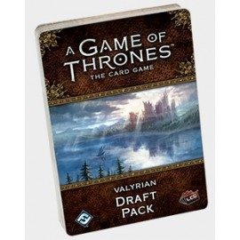 A Game of Thrones LCG 2nd Ed Valyrian draft Pack