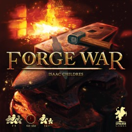Forge War (Boxed Board Game)