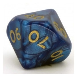 D00 Bag Pearl Dice (25)