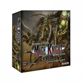 Mage Knight Krang Character Expansion