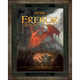 The One Ring Erebor The Lonely Mountain