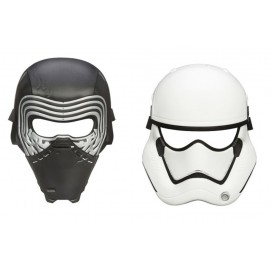Star Wars EP VII - Masks Assortment (6)